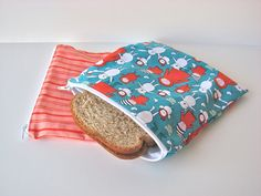 reusable meat Bags | Green Living Ideas | Keeping Green Ideas Simple and Down to Earth