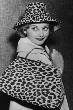 18 amazing leopard-printed fashion moments in history: