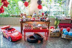 tema carros_ aniversario_decoracao_festa