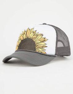 12d488c8bce O NEILL Island Time Girls Trucker Hat - PINK - SP896001