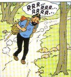 Captain Haddock, Luke, Peanuts Comics, Rest, Batman, Cartoon, Fictional Characters, Characters, Cartoons