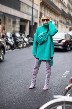 Paris Fall Fashion Week 2018