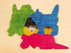 Dogs and Cats Puzzle