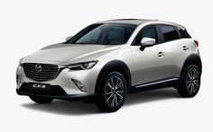 Mazda CX-3 (2016) - Couleurs/Colors