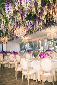 Ivy + Calvin | The Style Co. Hanging flowers decor
