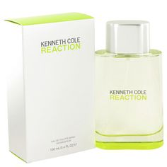 Kenneth Cole Reaction Cologne for Men by Kenneth Cole 3.4 Oz EDT