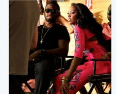 That time Tiwa Savage was blessed to have Tee Billz as her husband – You really need to see this!  (Photos + Screenshot)