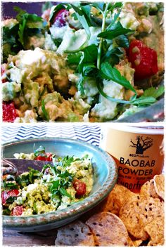 I love playing around with substituting baobab powder for lemon juice when I cook. This fusion of avocado and baobab works beautifully for guacamole Baobab Powder, Powder Recipe, Savoury Dishes, Recipe Using, Guacamole, Great Recipes, Juice, Avocado, Clean Eating