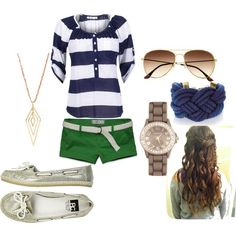 beachy, created by landrews5104 on Polyvore