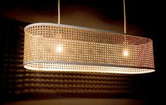 Rattan Lamp by Formistry Lamp Design, Cool Lighting, Lamp, Interior Lighting, Lamp Decor, Light Fittings, Light Architecture, Room Lamp, Rattan Lamp