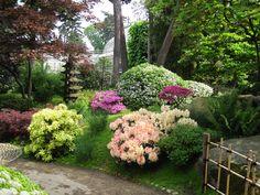 Albert Kahn Garden, Paris France
