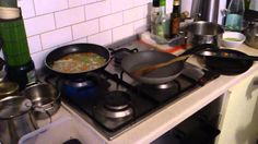 Grano saraceno con fagioli neri