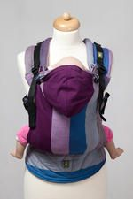 Baby Carriers :: Lenny Lamb Ergonomic Carrier - Baby Size (14-35lbs) - Arctic Baby Bottoms Cloth Diaper Boutique
