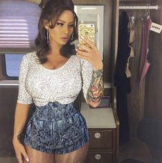 Florence's Blog: Amber Rose is so beautiful in new photos