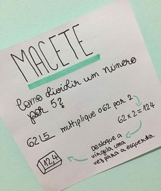 Matemática Lettering Tutorial, Study Help, Study Tips, Mental Map, Study Cards, Study Organization, Bullet Journal School, Study Planner, School Notes