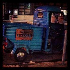 "@themooksterr's photo: ""#kickshaw #astoria #home #mini #blue #omnomnom"""