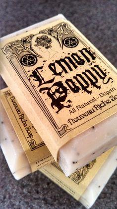 Hey, I found this really awesome Etsy listing at https://www.etsy.com/listing/156047515/lemon-poppy-soap-bar