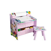 Disney Fairies Art Table and Stool Set, would love this for my daughter's room!