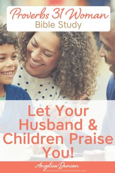 You can be a modern P31 woman! Use this Proverbs 31 Bible study to help you live as a virtuous woman and let your husband and children praise you for your diligence. || Proverbs 31 Business Woman