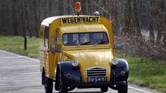 Ter gelegenheid van het 70-jarig bestaan van de Wegenwacht komt de ANWB met een auto die op waterstof rijdt.