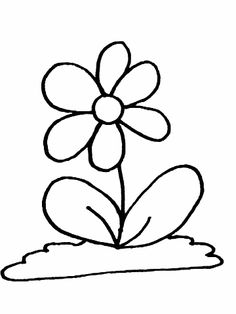 Dandelion Cartoon Flowers Coloring Pages Coloring Book nursery