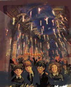 Harry Potter e a Pedra Filosofal: J.K. Rowling, Jim Kay, Lia Wyler: Amazon.com.br: Livros