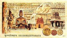 Krishnadevaraya, Vijayanagar empire  http://www.karnataka.com/temples/