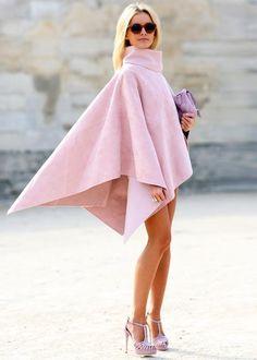 Street style: le meilleur de la semaine de mode de Paris, Printemps 2015 | Elle Québec