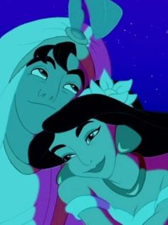 Aladdin. My most favorite Disney movie ever!