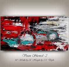 CONTEMPORARY ART modern art LARGE original abstract landscape art huge paintings Abstract Art online fine art galley by Nandita