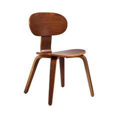 Cadeira Sala De Jantar Sdm-2350-4 Marrom