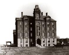 Detroit's Grace Hospital 1889