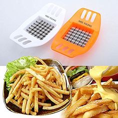 Amazon.com: Meeyoung French Fry Fries Cutter Potato VegetableSlicer Home Potato Chips Maker Stainless Steel: Home & KitchenAmazon.com: Meeyoung French Fry   www.amazon.com/Meeyoung-French-Cutter-Vegetable-Stainless/dp/B0111QT71Y/ref=sr_1_1?s=home-garden&ie=UTF8&qid=1438153359&sr=1-1&keywords=Meeyoung+French+Fry+Fries+Cutter