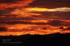 Fire in the sky by RuyLopes. Please Like http://fb.me/go4photos and Follow @go4fotos Thank You. :-)