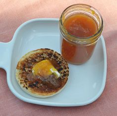 Homemade Peach Butter ~ Seed to Pantry Grow * Preserve * Savor