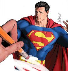 Superman by Gene Ha