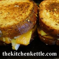 Grilled Cheese Perfection – The Kitchen Kettle