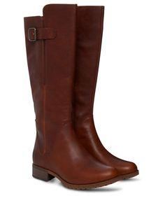 Women's Timberland Banfield Waterproof Boots - Wheat Forty