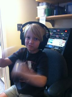 Andre Thumbs Up To Go! @OHC Broadcast