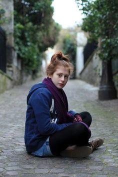 Yara Pilartz Actor | Yara Pilartz; Camille from: les revenants | People | Pinterest