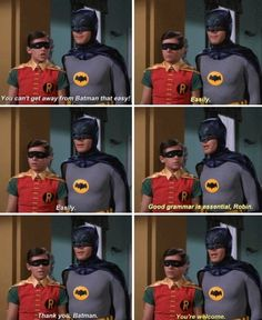 Life Lessons From Batman