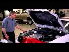 Get automotive tips on how to check your oil and tire pressure on your vehicle from Moraine Park Technical College's Automotive Technician instructor, Jim Daniels.