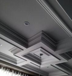 Interior Ceiling Design, House Ceiling Design, Ceiling Design Living Room, House Design, Bedroom Ceiling Designs, Kitchen Ceiling Design, Design Bedroom, Design Design, Roof Ceiling