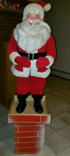 #Vintage harold gale #santa #claus 7up store display w/ chimney original box! loo,  View more on the LINK: http://www.zeppy.io/product/gb/2/302155747396/