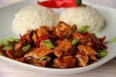 Asian Recipes, Healthy Recipes, Ethnic Recipes, Salty Foods, No Salt Recipes, Kung Pao Chicken, Poultry, Food To Make, Food And Drink