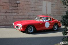 Ferrari 250 GT SWB Berlinetta - 19 October 2016 -  Autogespot