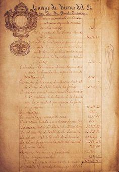 DOCUMENTO-112. (1 imagen) Cuerpo de bienes del Señor Lic. Benito Juárez. México, D.F., sin fecha, referencia julio de 1872. Archivo Histórico de Benito Juárez ~ UNAM