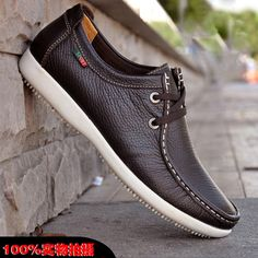 2014 Hot Sales England New Men Genuine Leather Shoes Oxford casual shoes For Men Business Shoes Men