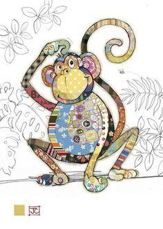 G008 Monty Monkey