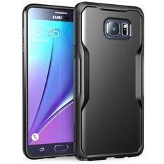 Supcase SUP-Note5-Unicorn-Black/Black Samsung Galaxy Note 5 Case Black